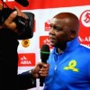 Sundowns coach Pitso Mosimane is thrilled with the form of his front three