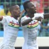 Guinea reach quarters they will face Ghana