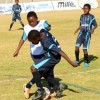 The 2009 Danone Nations Cup World Final Winners, Bree Primary School win the Gauteng Danone Nations Cup