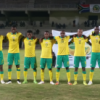 SA U23 Men's National beat Egypt