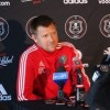 Tinkler, We are shy in front of goals