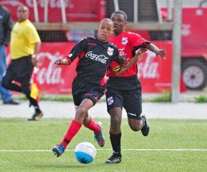 Football - 2014 Copa Coca-Cola Provincial Finals - Western Cape - Khayelitsha