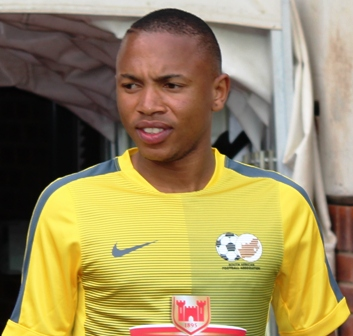 Andile Jali and Dean Furman are back in the Starting line ...