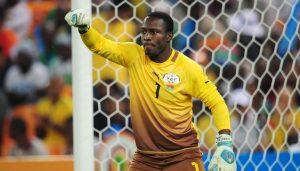Free State Stars goalkeeper Daouda Diakite