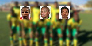 bafana replacements may 2015