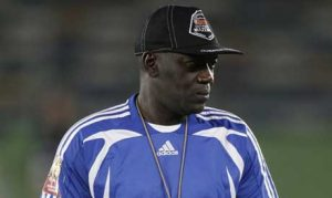AC Leopards Head Coach Lamine N'Diaye