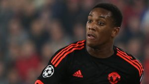 Anthony Martial Man u Striker