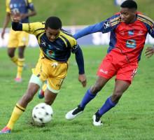 Thulani Mkosi (UWC-7)  & Masonwabe Sokanyile (TUT-12)