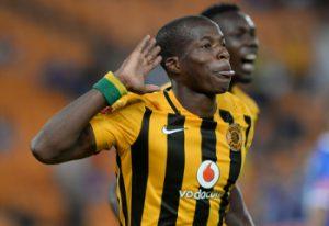 Camaldine-Abraw kaizer Chiefs striker