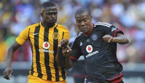Football - 2015 Carling Black Label Cup - Kaizer Chiefs v Orlando Pirates - FNB Stadium