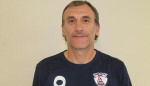 Head coach Giovanni Solinas