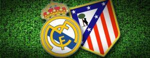 Real Madridv AtleticoMadrid