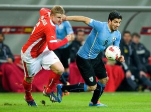 Austria-v-Uruguay-International-Friendly-Match