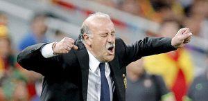 Vicente del Bosque resigns as Spain head coach following Euro 2016 exit